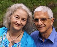 Ken and Elizabeth